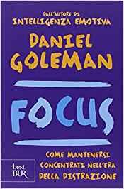 Recensione di FOCUS di Daniel Goleman